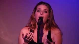 DANIELLE WADE singing I'LL TAKE IT ALL by Carner & Gregor