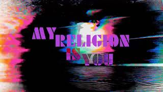 The Flaming Lips - My Religion Is You (Lyric Video)