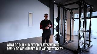 Watson Gym Equipment - What is the weight of our stacks & Why do we number them?