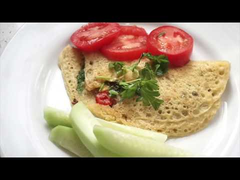 What is AquaFaba  How to make Vegan Omelette 2.0