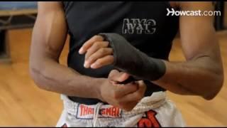 How to Wrap Hands | UFC Training