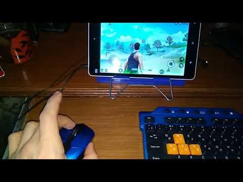 Как играть на андроиде с клавиатурой и мышкой (есть упрощённый вариант в описании! )