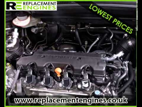 Honda FR V 2 2 CDTi Diesel Engines For Sale | Replacement Engines