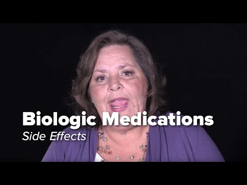 side-effects-of-biologic-medications