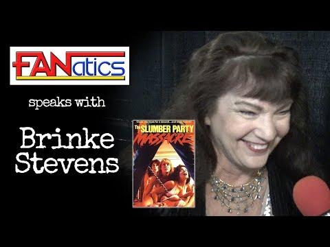 We chat with Slumber Party Massacre's,  Brinke Stevens
