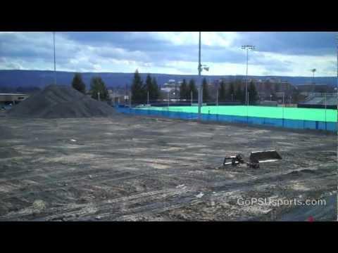 Pegula Ice Arena Construction - Feb. 22