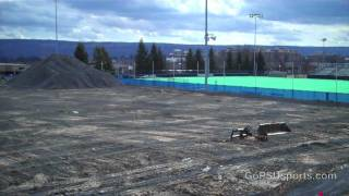 Pegula Ice Arena Construction - Feb. 22
