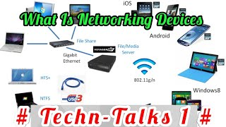 What Is Networking Devices ? Full Explain !!