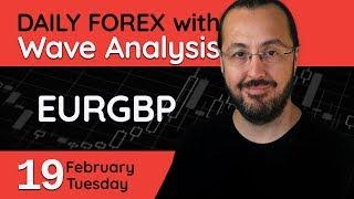 EURGBP - 19 February 2019 - Forex Trade Setups Everyday