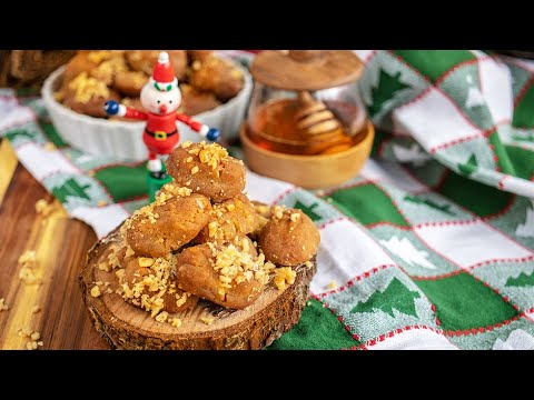Weihnachtsgebäck Mit Rosinen.Melo Makarona Griechisches Weihnachtsgebäck Laz Uns Kochen