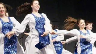 Downtown Bhangra 2011 - HAVA NAGILA Jewish Punjabi Israel India Dance