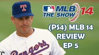 PS4 MLB 14: THE SHOW REVIEW - MLB 14: The Show - Nolan Ryan: Road to the Show - Episode 5