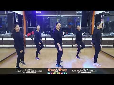 Illegal Weapon 2.0 | Easy Dance Steps For Girls | Street Dancer 3D | Step2Step Dance Studio | Mohali