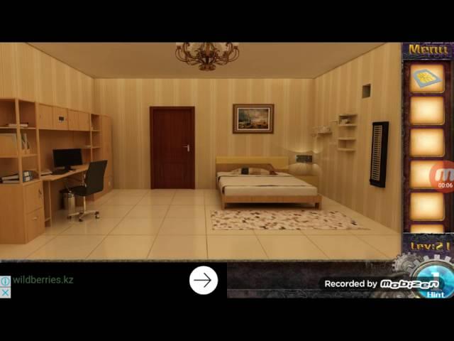Escape Game 50 Rooms 1 Level 21 Walkthrough Youtube