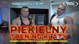 Dawid Czechowicz x Łukasz Modzelewski Piekielny Trening Klaty