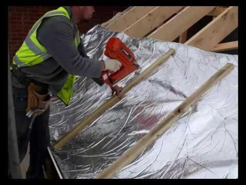 Aislante de calor para techos lima per youtube for Aislante para tejados