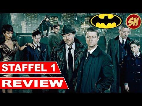 GOTHAM SEASON 1   BATMAN   Review German   Serienheld