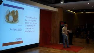Rethinking poverty in China: Grant Horsfield at TEDxHultBusinessSchoolSH