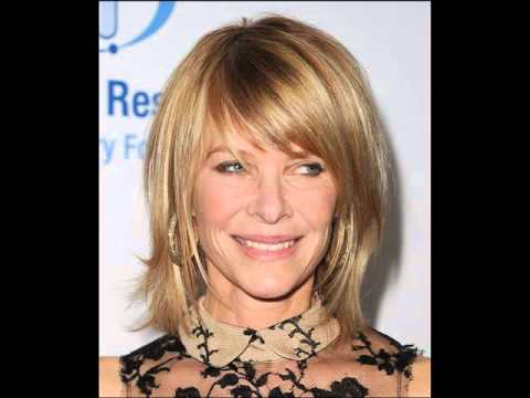 Short Hairstyles For Women Over 60 Years Old With Fine Hair Youtube