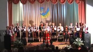 Юні кубанці на Волині Ukrainian folk song dance music Українські народні пісні танці музика