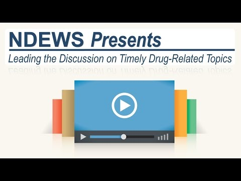 NDEWS Presents: Synthetic Opioids in Counterfeit Pharmaceuticals & Other Illicit Street Drugs-Canada