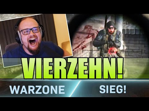 VIERZEHN! - Warzone