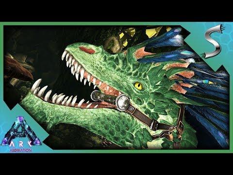ROCK DRAKE EGG HATCHING! RAISING & IMPRINTING! EPIC SURFACE LOOT! - Ark: Aberration [Gameplay E21]