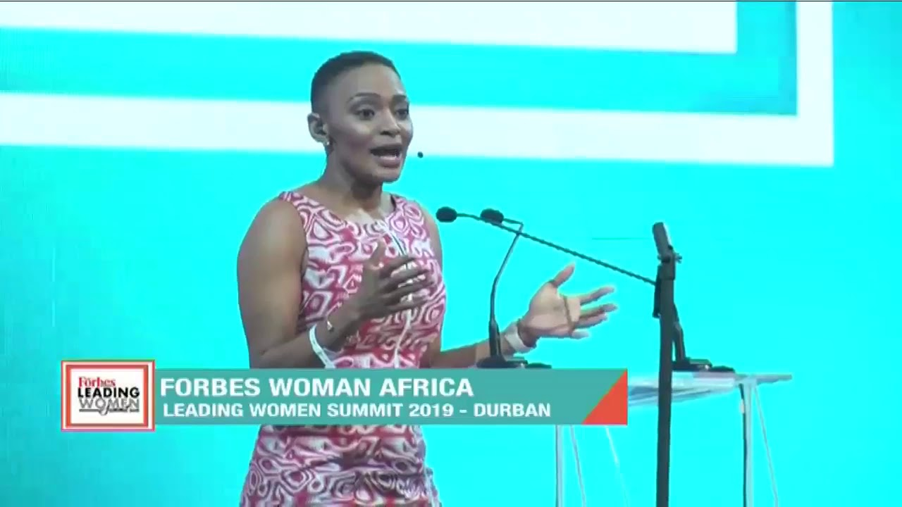 Forbes Woman Africa Leading Women Summit debate 2019