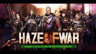 Haze of War