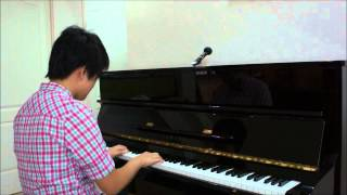 """One Direction """"Heart Attack"""" Piano Cover by Claire Low (Instrumentals Karaoke)"""