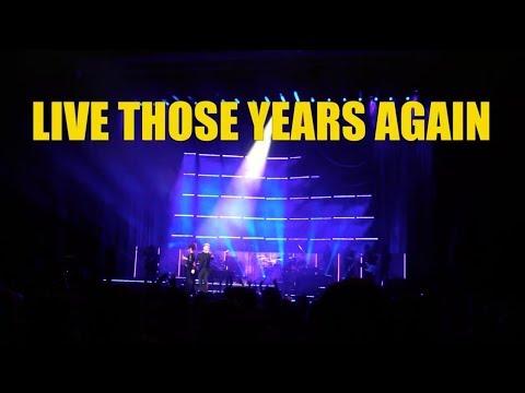Gary Barlow - Live Those Years Again