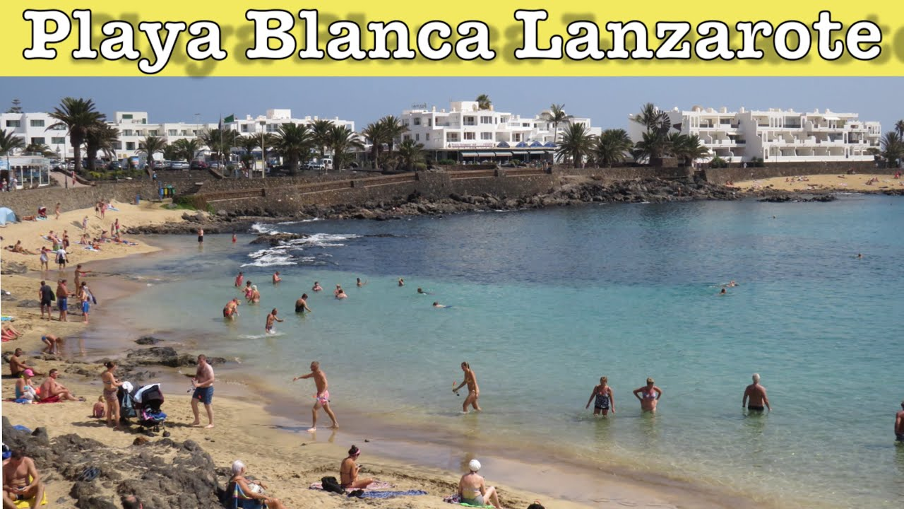 Playa Blanca Lanzarote Holiday HD Playa Blanca