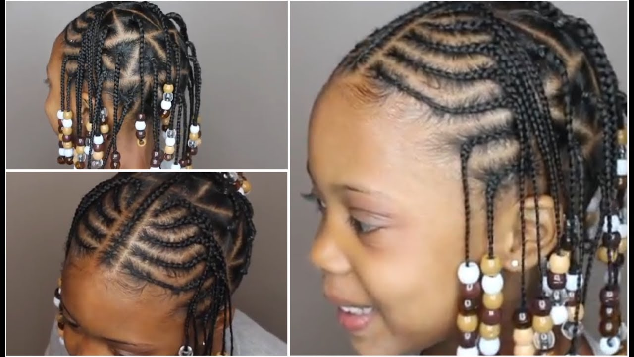 Back To School Fulani Alicia Keys Inspired Braids For