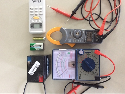 how to read DC voltage on multimeter analog, khmer electric DCV