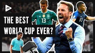 BEST WORLD CUP EVER?! WIN THE WORLD CUP ADIDAS TELSTAR 18 OFFICIAL MATCH BALL!