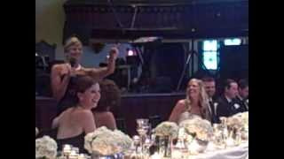 BEST Maid of Honor Speech and SONG Ever (American Pie)