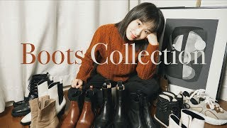 10双秋冬鞋靴合集 如何选择靴形和靴筒高低? Boots Collection