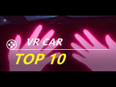 TOP 10 VR RACING GAME FOR PC (2020)