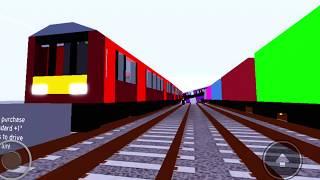 [HD] Roblox Trains (Classic) UPDATE!!