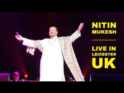 Nitin Mukesh Live In Leicester