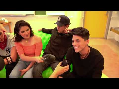 CNCO reveal who their song