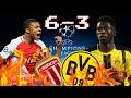Monaco V Borrussia Dortmund Reaction!! Mbappe Scores Again!!😮😮😮