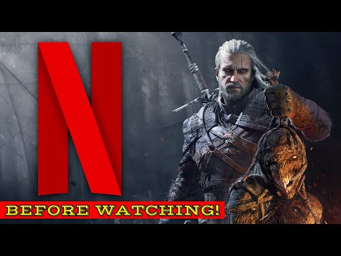 WITCHER NETFLIX ⚔️ : What You Need To Know Before Watching!