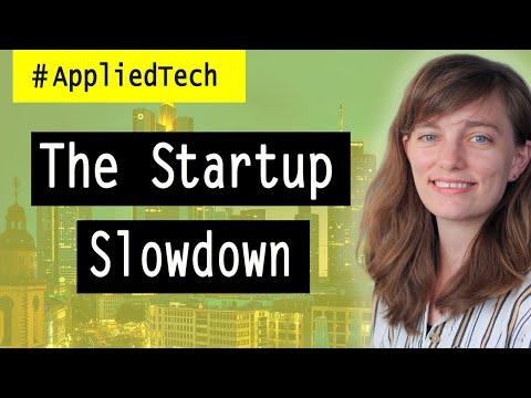 The Startup Slowdown: Enjoying the Struggle