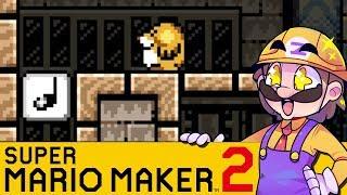 Ich bin der Maulwurf! | SUPER MARIO MAKER 2