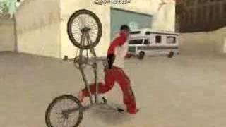 GTA SA stunts (no mods - read description)