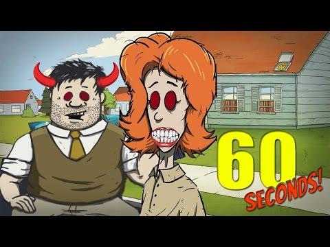 WORST PARENTS EVER CHALLENGE | 60 Seconds Game