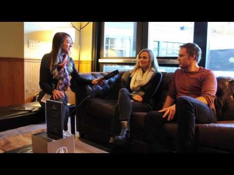 Michael C. Hall & Vinessa Shaw talk 'Cold in July' Sundance 2014