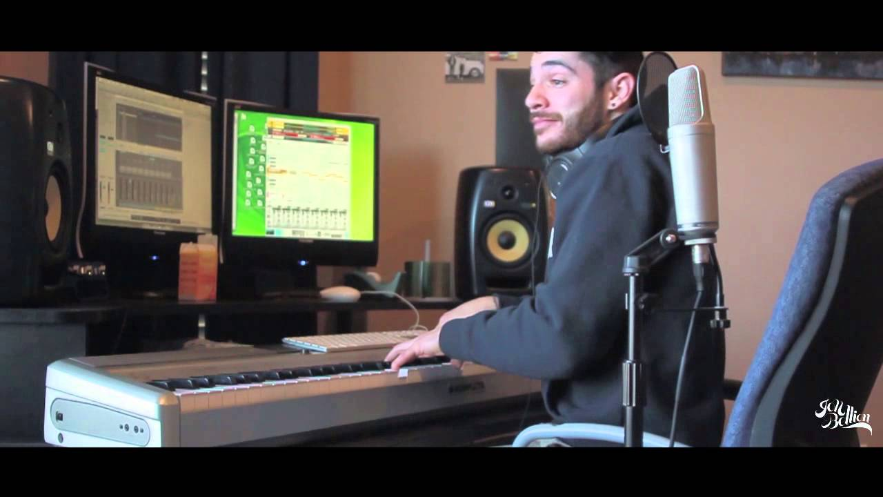 Jon bellion the making of the wonder years (behind the scenes.