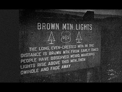 Brown Mountain Lights Mystery / Geologist Ed Speer